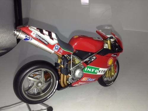 Ducati 996r Ruben Xaus Motogp 2001 Minichamps 1/12 - B Collection