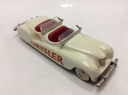 Chrysler Newport Phaenton Show Car Brooklin Models 1/43 - loja online