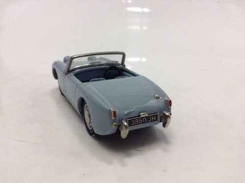 Austin Healey Sprite 1958 Brooklin Models 1/43 na internet