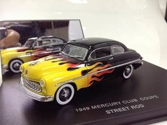 Mercury Coupe Street Rod 1949 Universal Hobbies