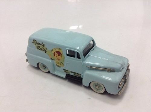 Ford F1 Panel 1952 Brooklin Models 1/43 - loja online