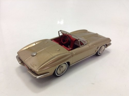 Chevrolet Corvette 1964 Brooklin Models 1/43 - B Collection