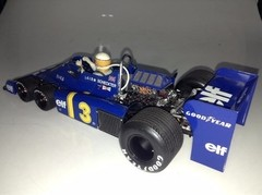 F1 Tyrrell P34 Jody Scheckter - Exoto 1/18 - B Collection