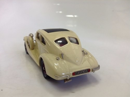 Triumph Vitesse Flow-free 1935 Brooklin Models 1/43 na internet