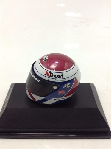 Capacete Arai Jos Verstappen 2003 Minichamps 1/8 - B Collection