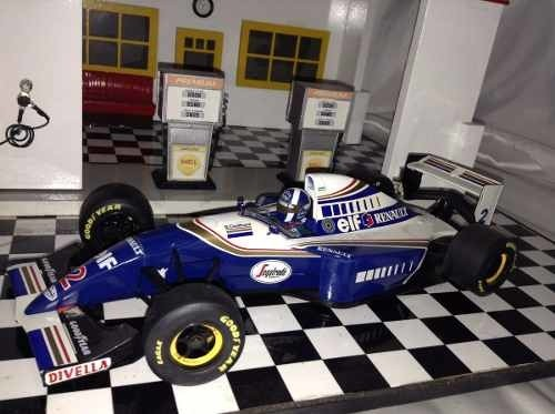 Williams Fw16 David Coulthard Minichamps 1/18