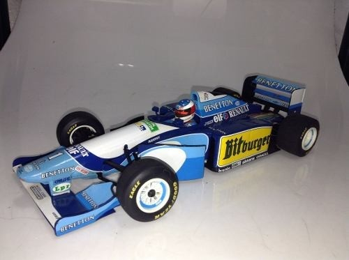 Benetton B194/b195 Show Car Schumacher Minichamps 1/18