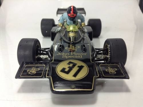 Lotus Type 72d Emerson Fittipaldi Exoto 1/18 - comprar online