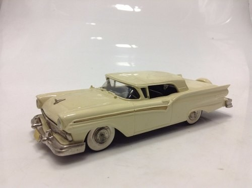 Ford Fairlane Skyliner 1957 Brooklin Models 1/43