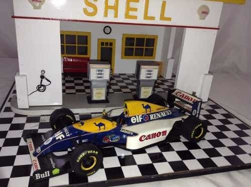 Williams Fw15 Damon Hill Minichamps 1/18