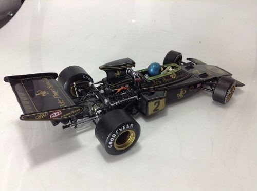 Lotus Ford Type 72e Ronnie Peterson Exoto 1/18 - B Collection
