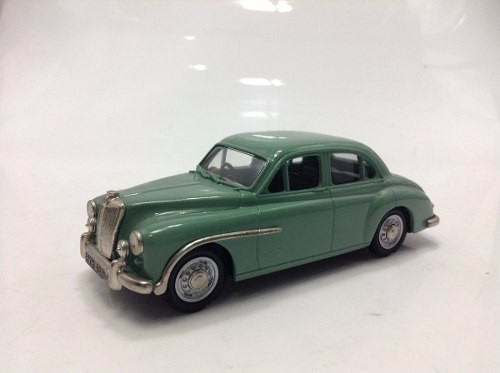 Mg Magnette 2a 1958 Brooklin Models 1/43