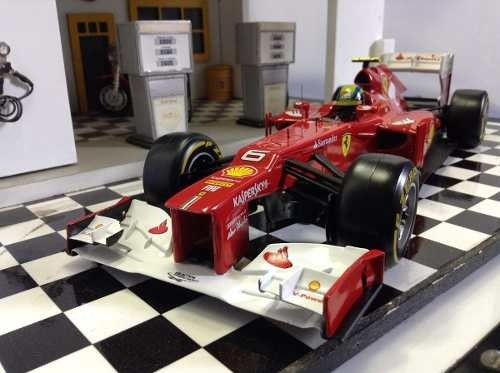 Ferrari F2012 F.massa Hot Wheels 1/18 - comprar online