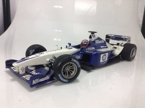 Williams Fw24 Juan Pablo Montoya Minichamps 1/18