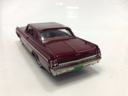 Oldsmobile Starfire 1963 Brooklin Models 1/43 na internet