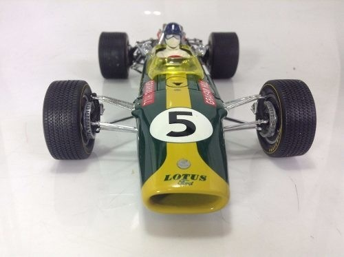 Lotus Type 49b Graham Hill Exoto 1/18 - comprar online