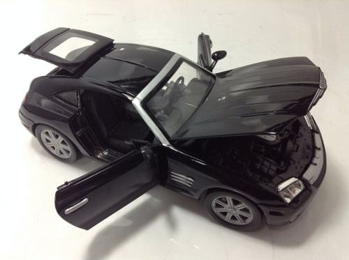 Chrysler Crossfire Motormax 1/18 - B Collection