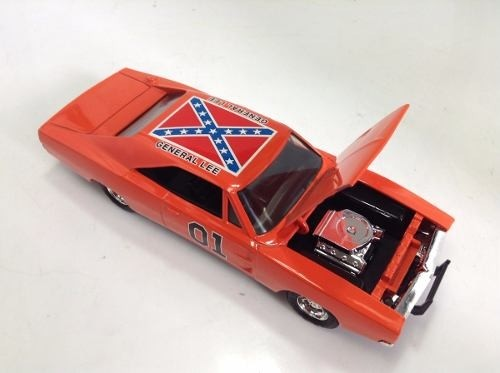 Dodge Charger 1969 General Lee Ertl 1/25 - loja online