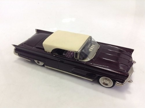 Lincoln Continental Brooklin Models 1/43 - B Collection
