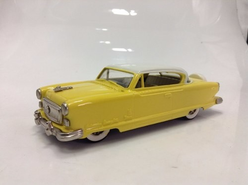 Nash Ambassador 1954 Brooklin Models 1/43