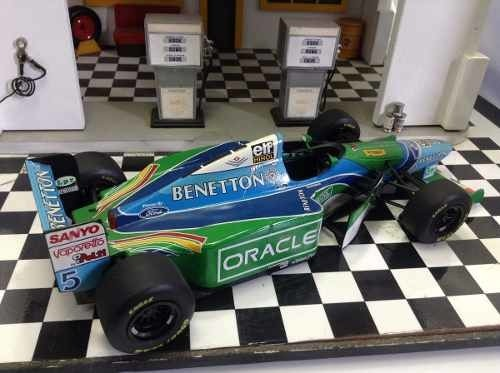 Benetton B194 Schumacher Minichamps 1/18 - B Collection