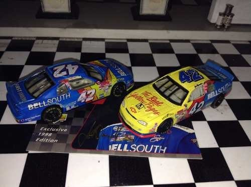 Lote Nascar Bellsouth Hot Wheels 1/64 - B Collection