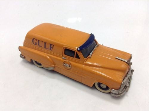 Pontiac Sedan Delivery 1953 Gulf Brooklin Models 1/43 - loja online