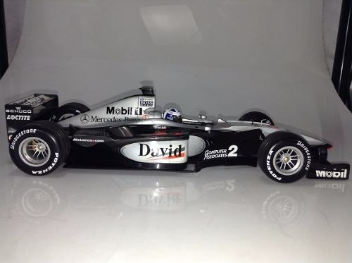 Mclaren Mp4/15 D.coulthard Minichamps 1/18 - loja online