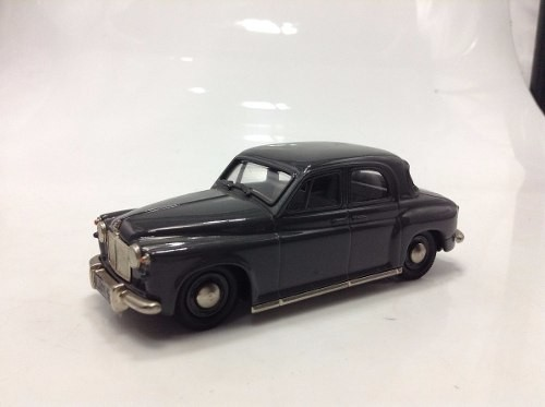 Rover P4 1957 Brooklin Models 1/43