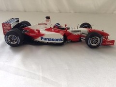 F1 Toyota TF103 O. Panis #20 - Minichamps 1/18 - B Collection