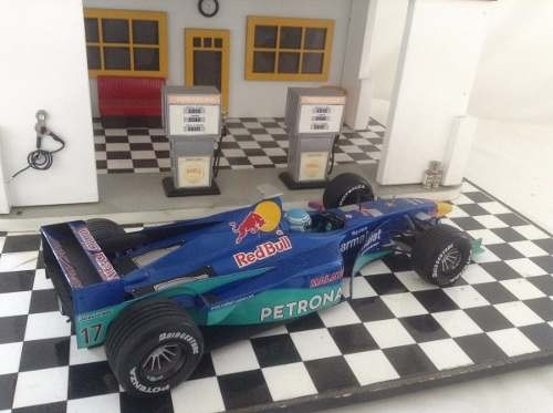 Sauber C18 1999 Minichamps 1/18 - B Collection