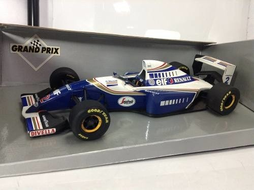 Imagem do Williams Fw16 Nigel Mansell Minichamps 1/18