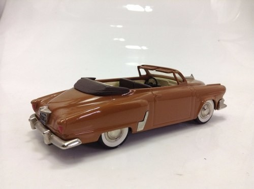 Studebaker Commander 1952 Brooklin Models - B Collection