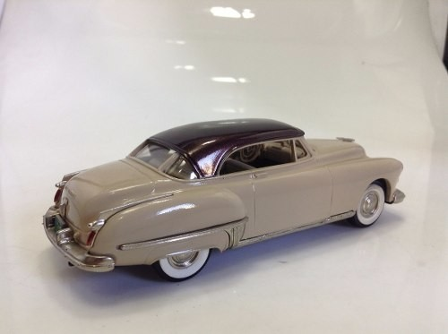 Oldsmobile 98 Holiday 1949 Brooklin Models 1/43 - B Collection