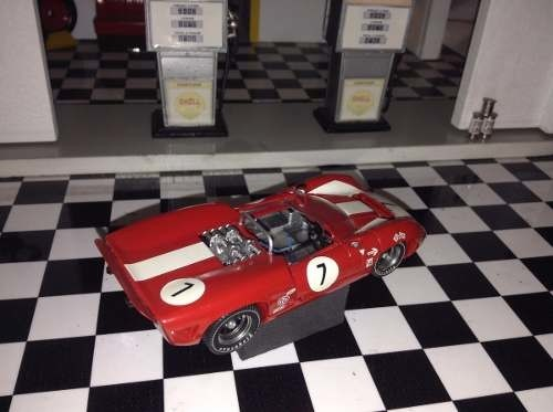 Lola T70 Spyder 1966 Best Models 1/43 - B Collection