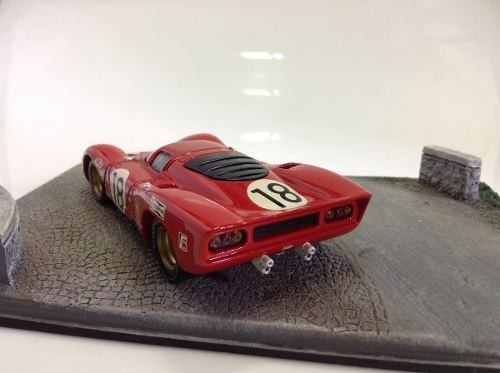 Ferrari 330 #18 Best Models 1/43 na internet