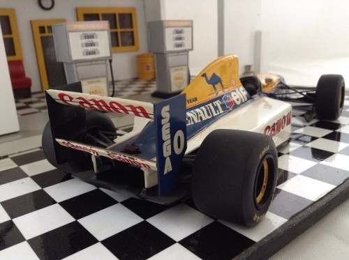 Williams Fw15 Damon Hill Minichamps 1/18 na internet