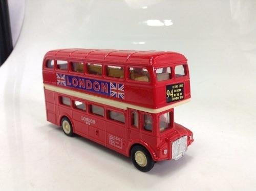 London Bus Welly - comprar online