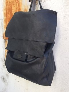 Total Black Backpack