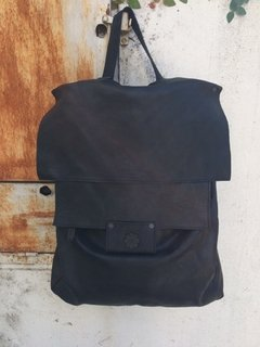 Total Black Backpack - comprar online
