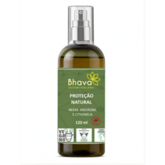 Repelente Natural (Neem, Andiroba, Cravo e Citronela) - Bhava - 120ml