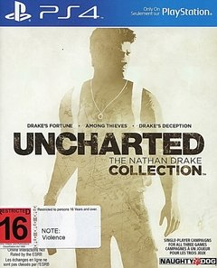 Uncharted: Collection
