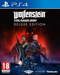 Wolfenstein: Youngblood deluxe edition - comprar online