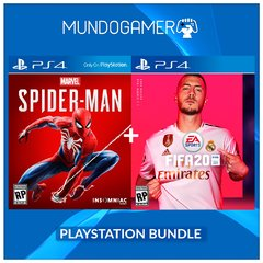 [BUNDLE] FIFA 20 + SPIDER-MAN