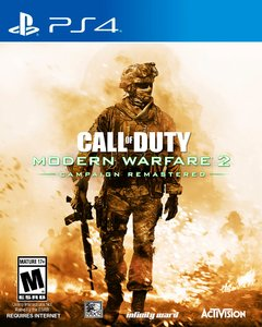 CALL OF DUTY: MW 2 REMASTERED