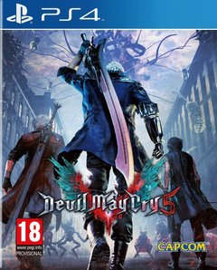DEVIL MAY CRY 5 - comprar online