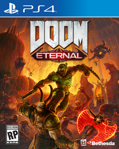 DOOM: ETERNAL - comprar online