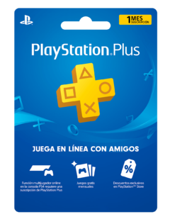 Playstation Plus 2 Meses (CODIGO)