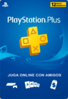 Playstation Plus 6 Meses (PS4/PS3)