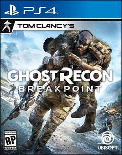 GHOST RECON: BREAKPOINT - comprar online